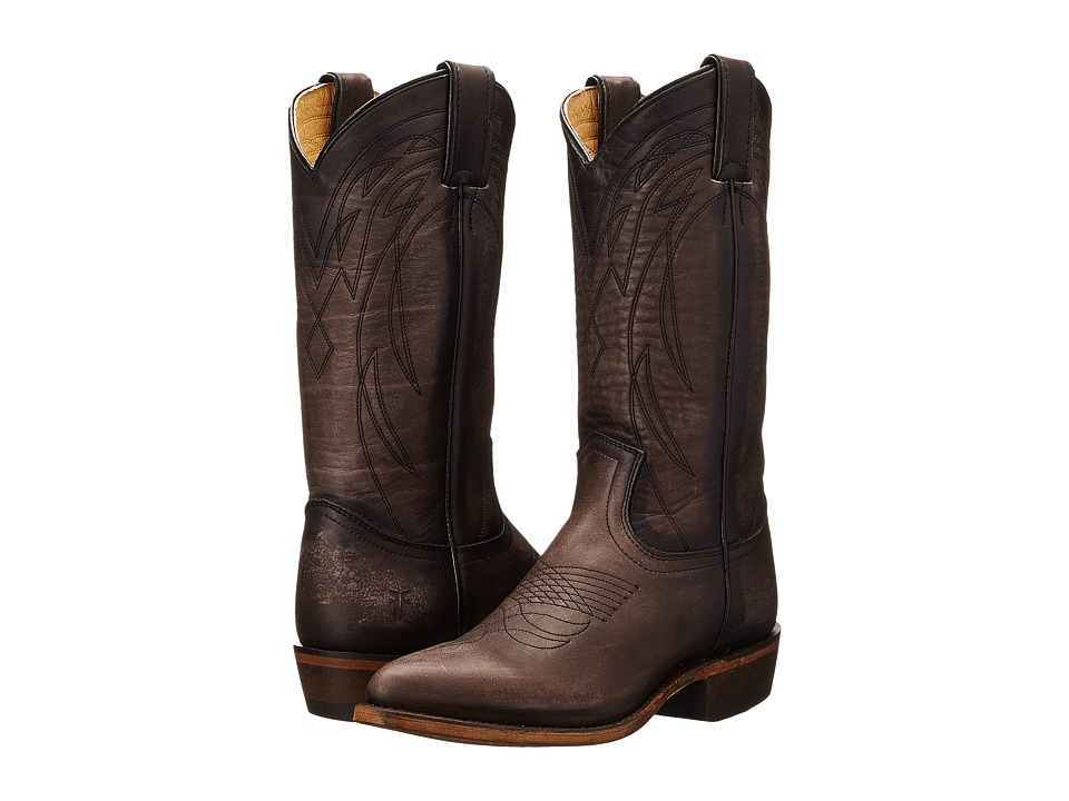 Frye - Billy Pull On (Smoke Washed Oiled Vintage) Cowboy Boots