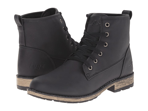 Lugz - Jane (Black/Natural) Women's Boots