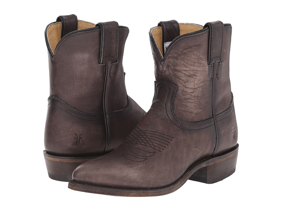 Frye - Billy Short (Smoke Washed Oiled Vintage) Cowboy Boots