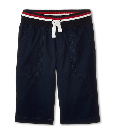 Tommy Hilfiger Kids - Mickey Rib Shorts (Big Kids) (Swim Navy) Boy