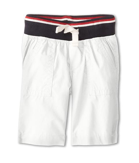 Tommy Hilfiger Kids - Mickey Rib Shorts (Toddler/Little Kids) (White) Boy