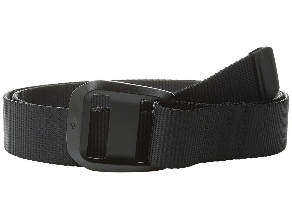 Black Diamond - Mission Belt (Black) Belts