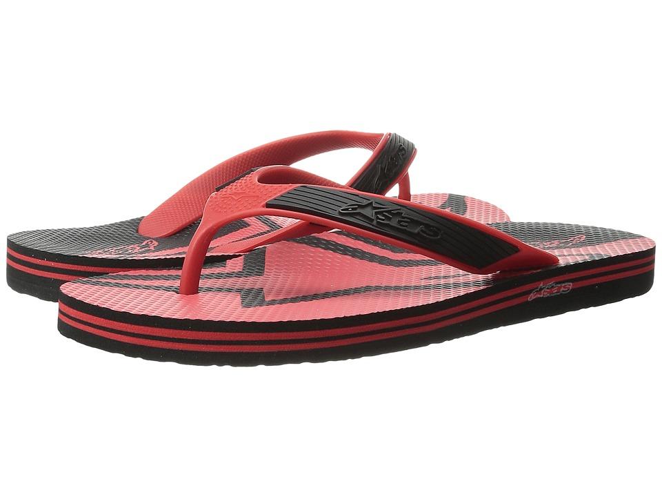 Alpinestars - Fraction Sandal (Red/Black) Men