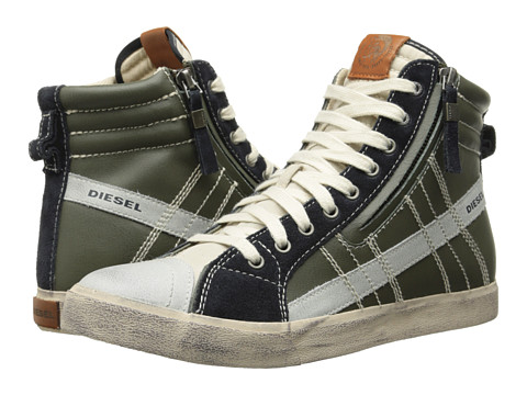 Diesel - D-Velows D-String (Olive Night/Pumice Stone) Men