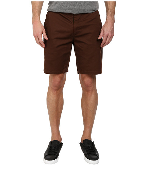 Obey - Good Times Shorts (Brown) Men's Shorts