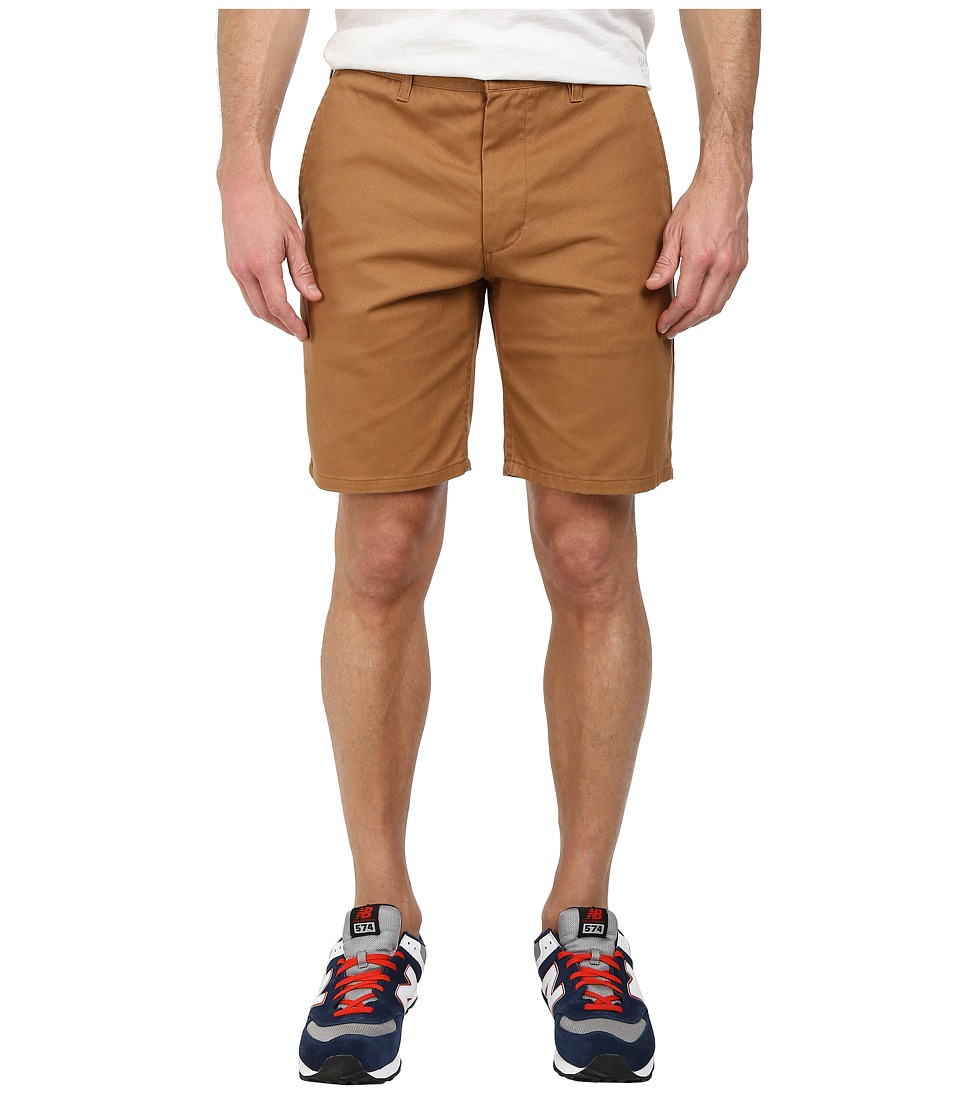 Obey - Good Times Shorts (Light Brown) Men's Shorts