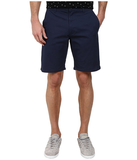 Obey - Working Man Shorts (Indigo) Men