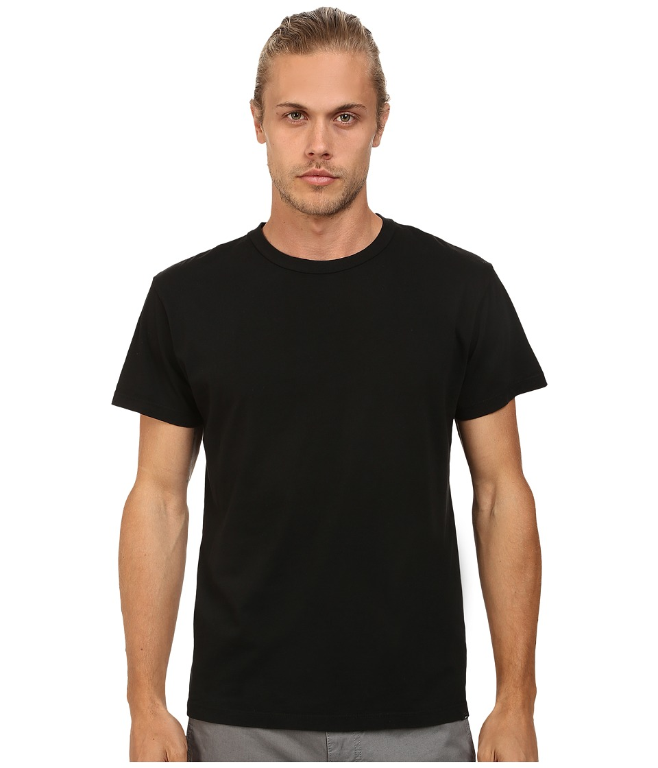 Obey - Premium Vintage Tee (Black) Men's T Shirt