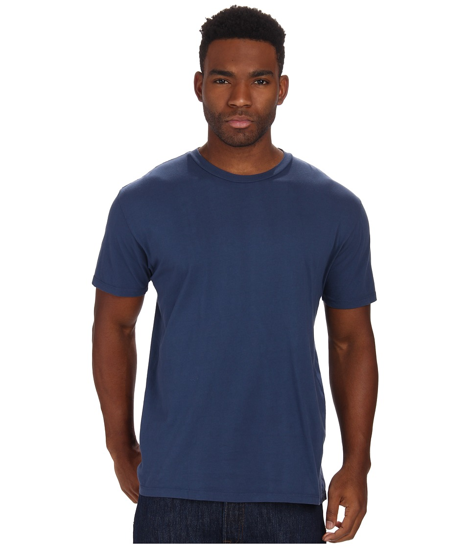 Obey - Premium Vintage Tee (Navy) Men's T Shirt
