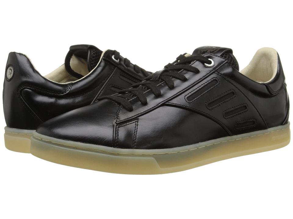 Diesel - The Great Beyond Koofness (Black/Black) Men's Lace up casual Shoes