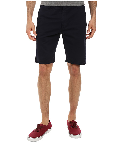 Joe's Jeans - Brixton Trouser Shorts (Navy) Men's Shorts