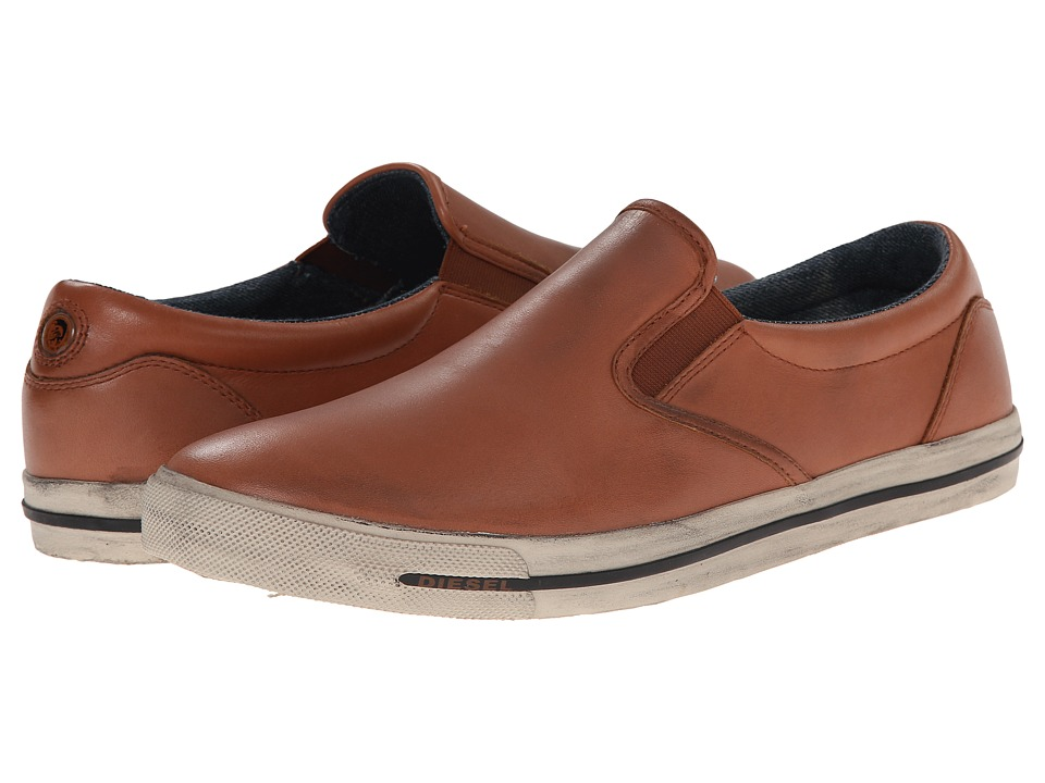 Diesel - Metro-Poliss Sub-Ways (Leather Brown) Men