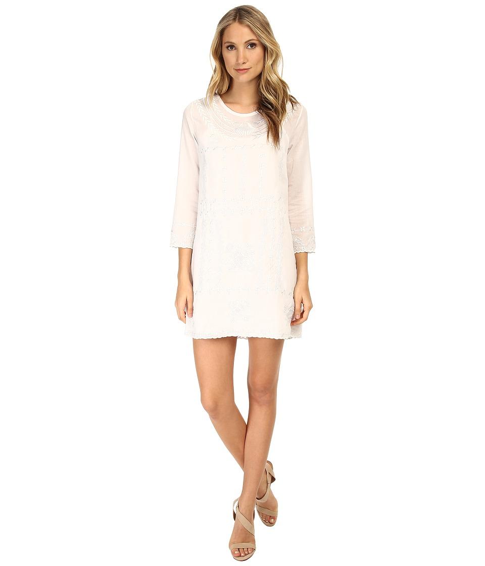 Rebecca Minkoff - Freebird Dress (Chalk) Women's Dress