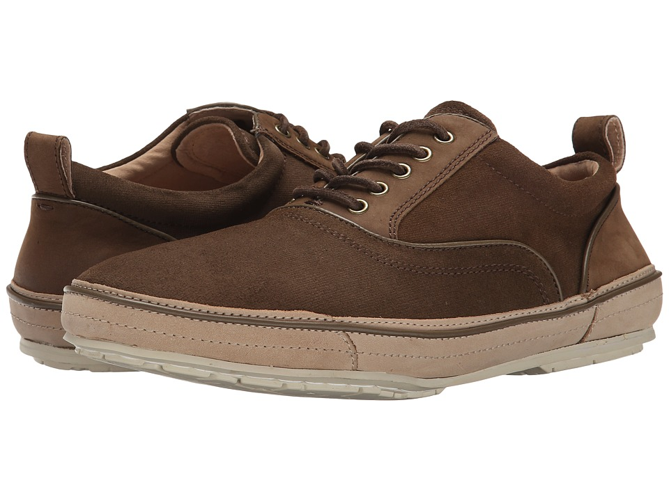 John Varvatos - Redding Oxford (Clay) Men's Lace up casual Shoes