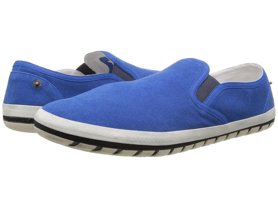 Diesel - Leegos Ciity (Snorkel Blue) Men's Slip on Shoes