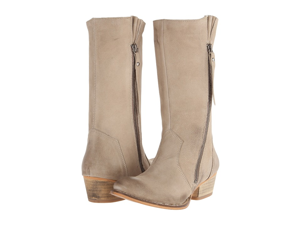 Rebels - Chester (Stone) Women's Zip Boots