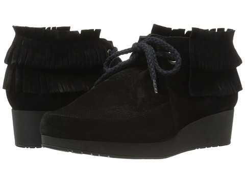 Robert Clergerie - Naim (Black Crost) Women's Shoes