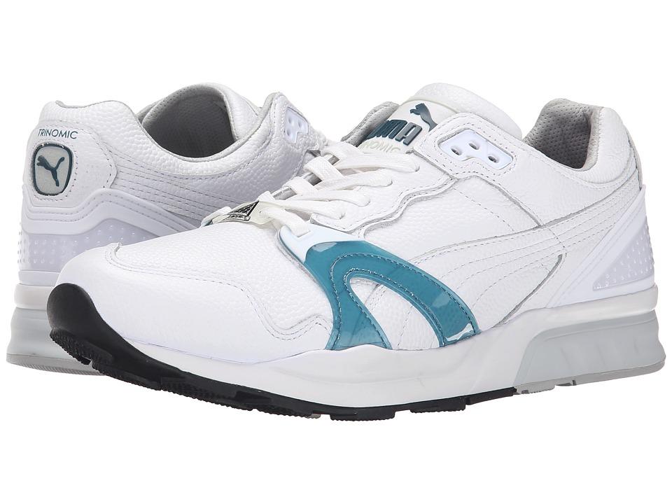 PUMA Sport Fashion - XT2+ Texturised (White) Men's Shoes