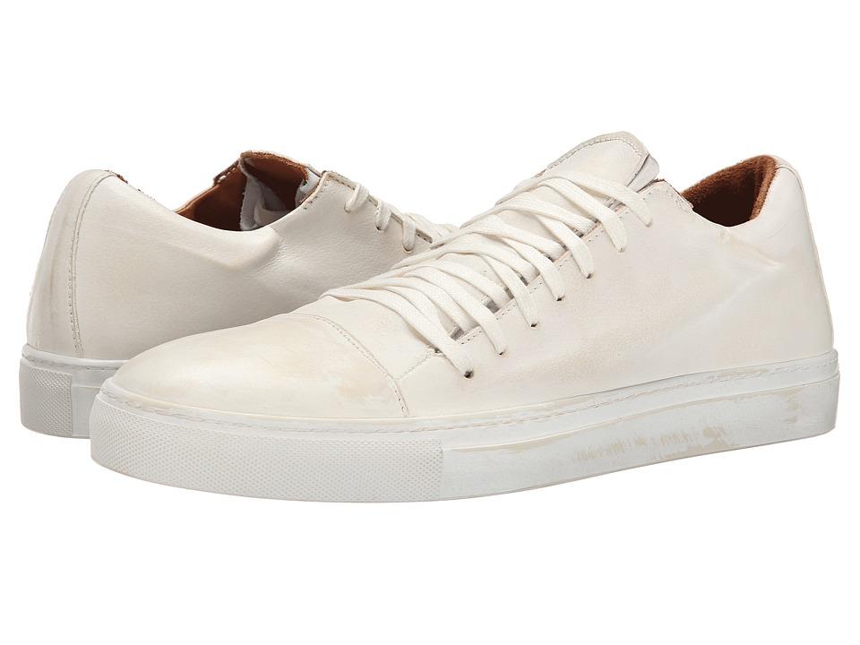 John Varvatos - Slim Sneaker Low (White) Men