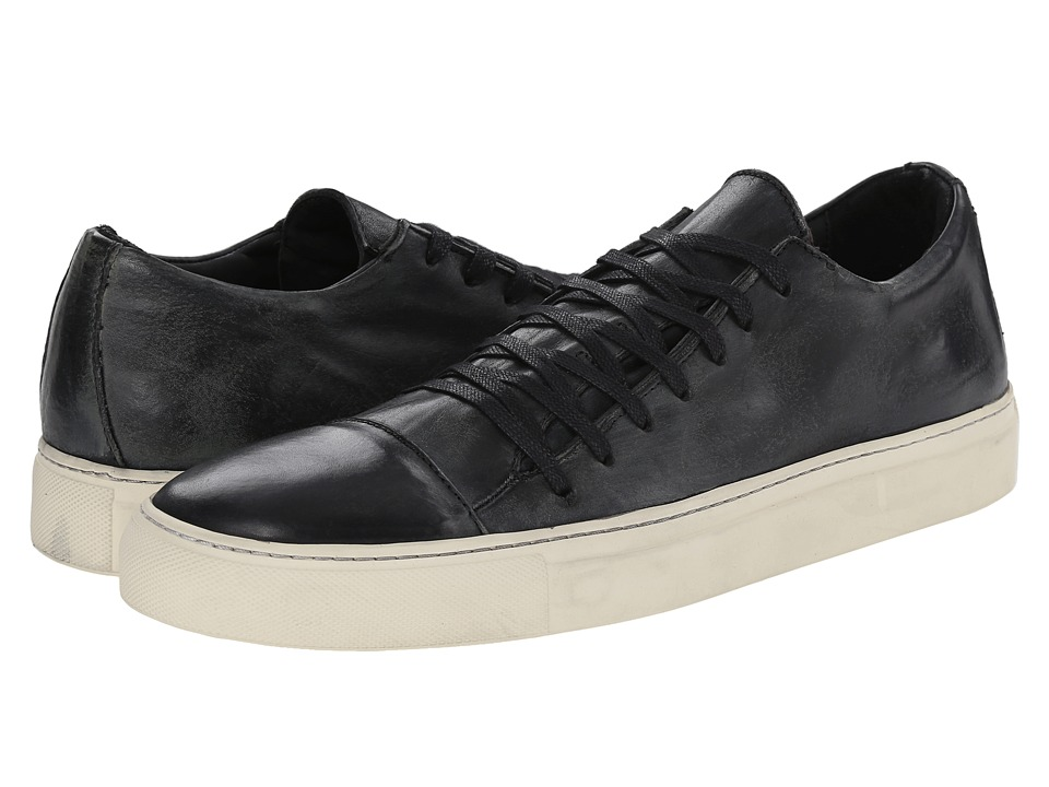 John Varvatos - Slim Sneaker Low (Mineral Black) Men's Shoes