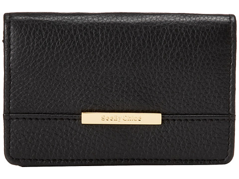 See by Chloe - Vicki Porte Carte (Black) Wallet Handbags