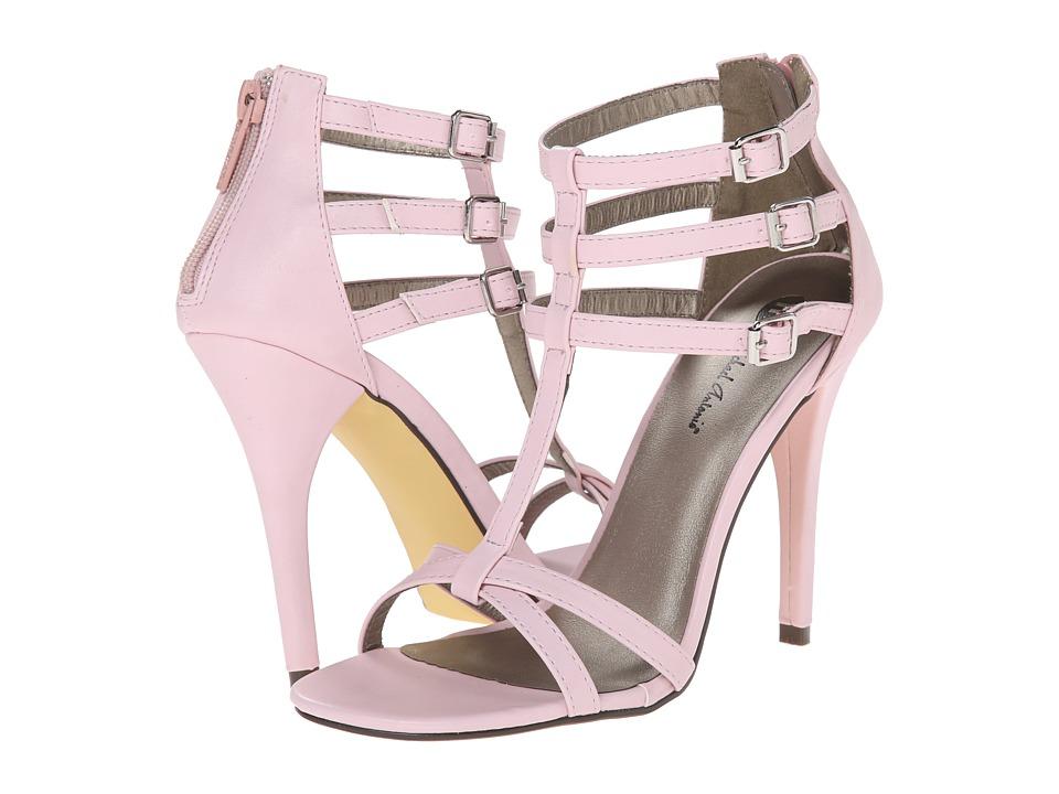 Michael Antonio - Jalen (Soft Pink) High Heels