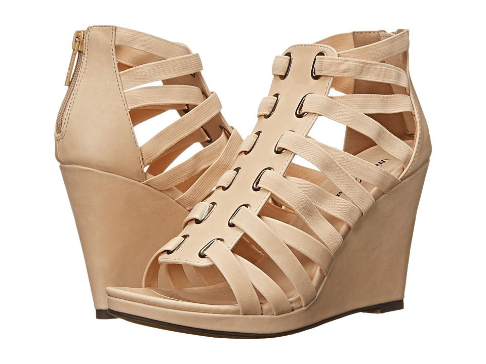 Michael Antonio - Ameer (Natural) Women's Wedge Shoes