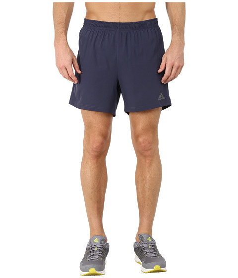adidas - Supernova 5 Shorts (Midnight Grey) Men's Workout
