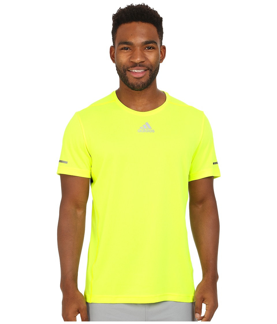 adidas - Sequencials Money S/S Tee (Solar Yellow) Men