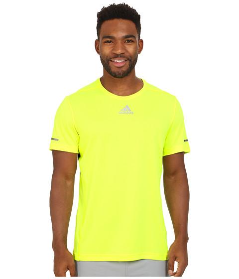 adidas - Sequencials Money S/S Tee (Solar Yellow) Men