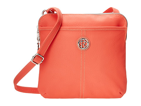 Relic - Erica Double Pouch Crossbody (Paprika) Cross Body Handbags