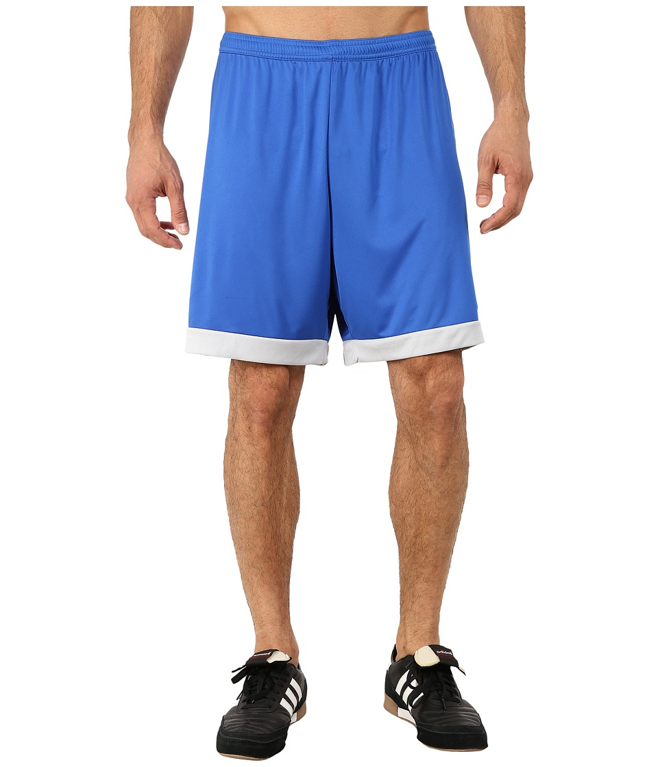 adidas - Tastigo 15 Dry Dye Short (Satellite Blue/Clear Onix) Men's Shorts