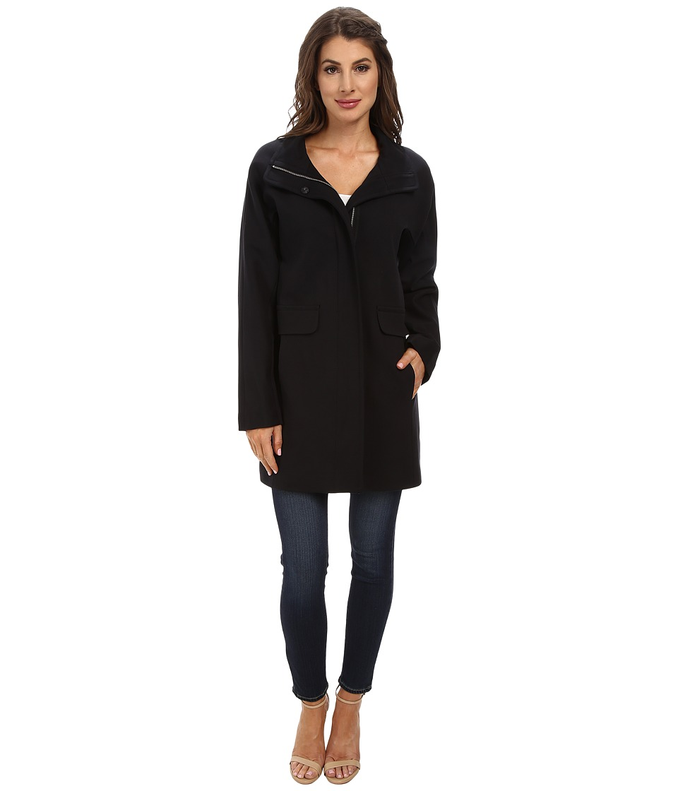 Vince Camuto - Ponti Topper (Black) Women's Coat