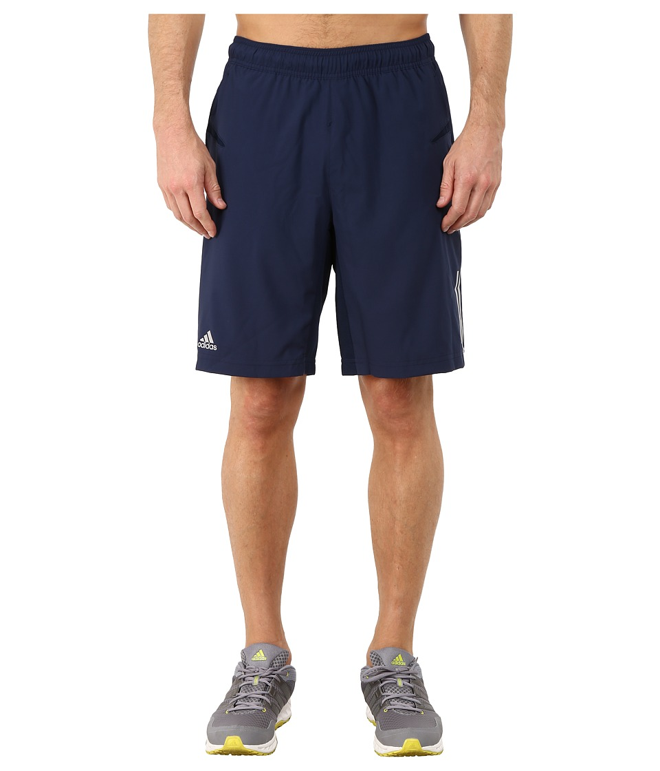 adidas - Response Short (Collegiate Navy/MGH Solid Grey) Men's Shorts