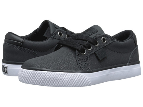DC Kids - Council (Little Kid) (Pirate Black) Boys Shoes