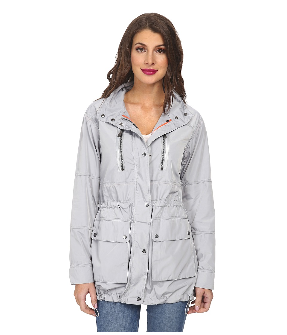 Vince Camuto - Hooded Anorak H8651 (Silver) Women