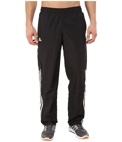 adidas - Response Track Pant (Black/White) Men