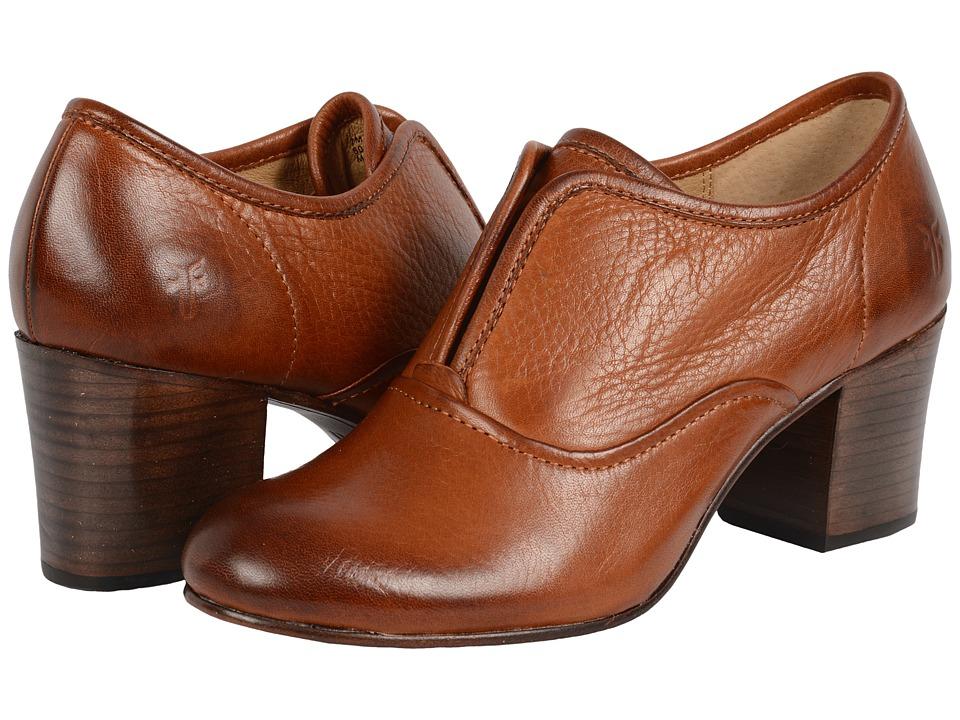 Frye - Stella Slip (Whiskey Soft Vintage Leather) High Heels