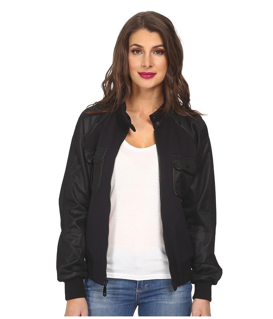 Vince Camuto - Bomber H8681 (Black) Women's Coat