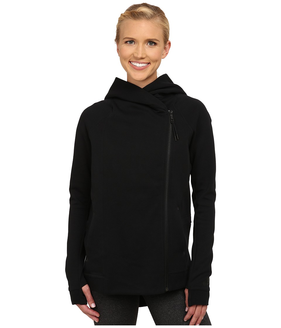 Nike - Tech Fleece Cape (Black/Black) Women's Jacket