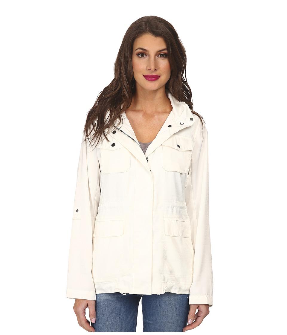 Vince Camuto - Anorak H8521 (White) Women's Coat