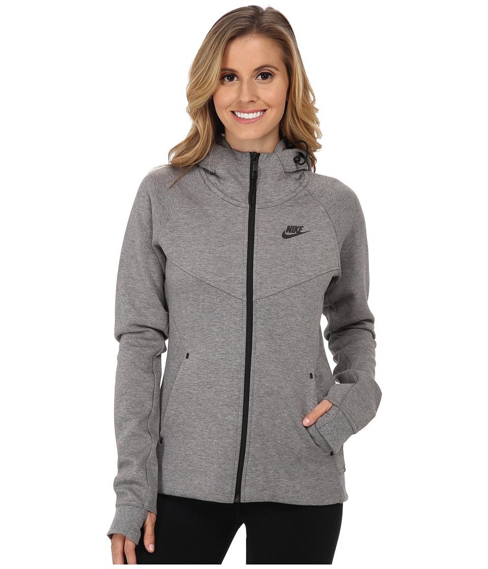 UPC 885179167583 - Nike - Tech Fleece Full-Zip Hoodie (Carbon ... 5a6f438d8d