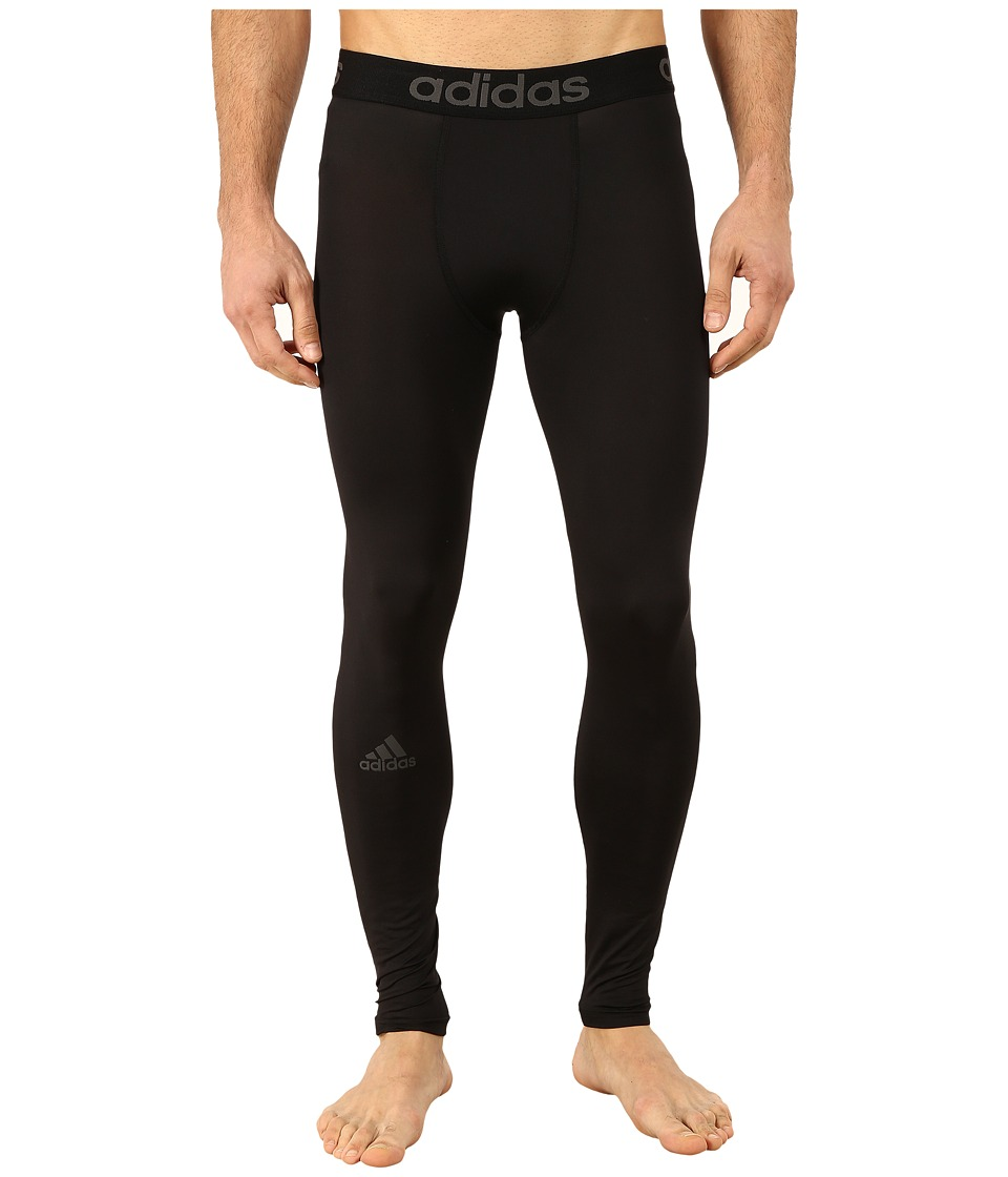 adidas - Team Issue Solid Tights (Black) Men's Workout