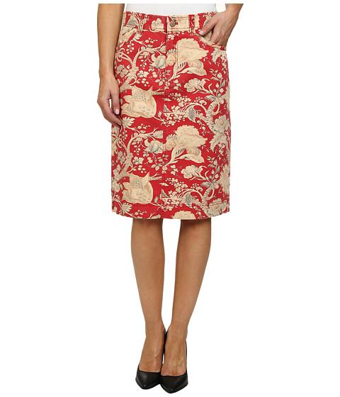 Pendleton - Cassie Print Skirt (Vintage Floral Print) Women's Skirt