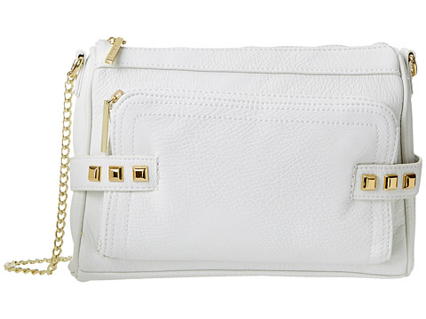 BCBGeneration - The Make A Statement Bag (Off White) Cross Body Handbags
