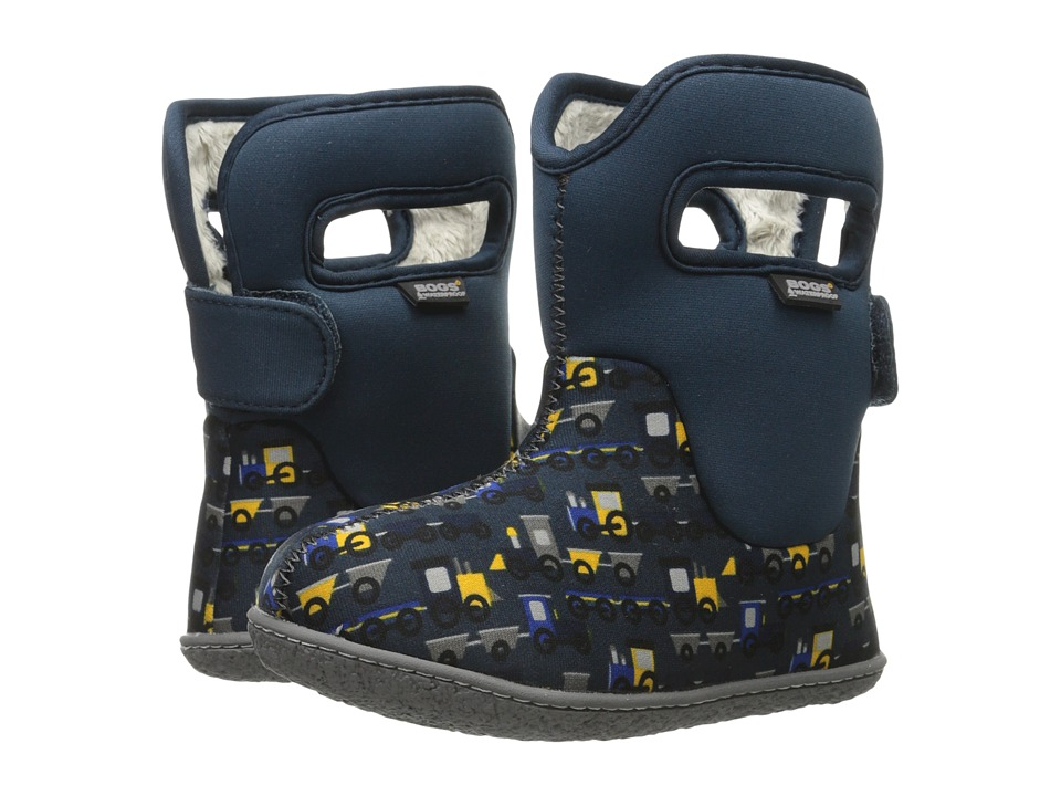 Bogs Kids - Classic Choo Choo (Toddler) (Navy Multi) Boys Shoes