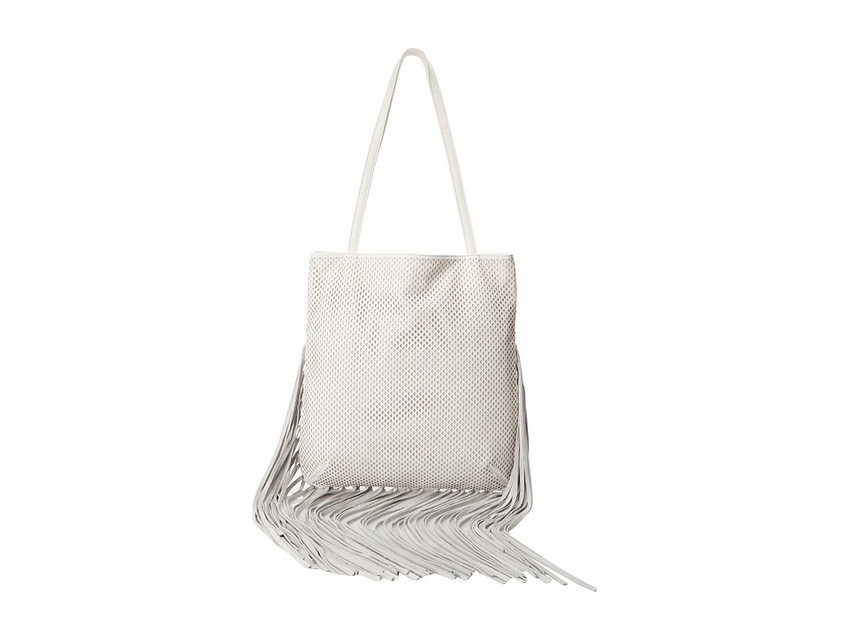 BCBGeneration - The Lana Tote (White) Tote Handbags
