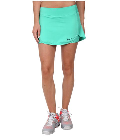 Nike - Straight Court Skort (Emerald Glow/Teal) Women