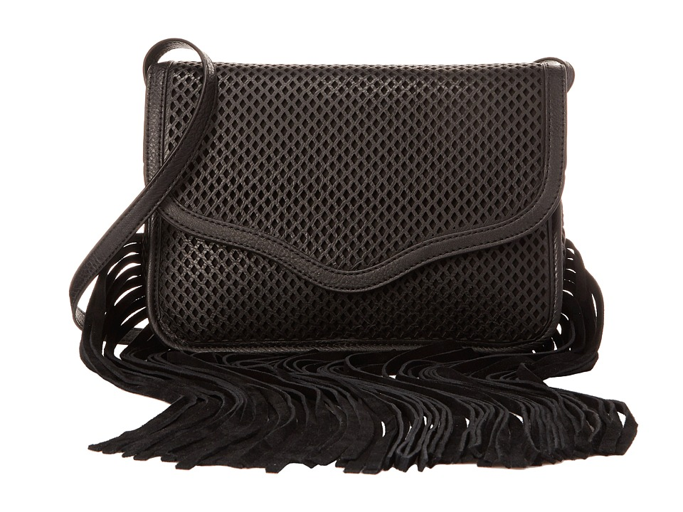 BCBGeneration - The Lana Shoulder Bag (Black 2) Shoulder Handbags