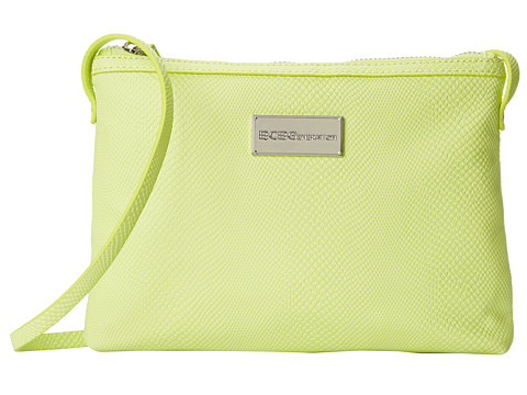 BCBGeneration - The Zoey Crossbody (Bright Lime) Cross Body Handbags